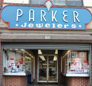 Parker Jewelers Storefront